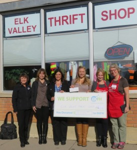EV Thrift Shop