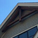 Exterior Soffit Accent Pot Lights Install