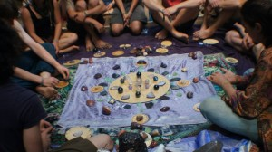 crystal grid at luminosity