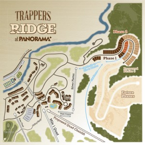 Trappers Ridge - Lot_Map_Phase_1-3
